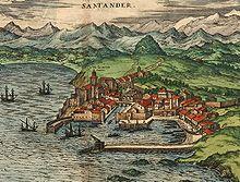 Medieval Santander image Jose Mier