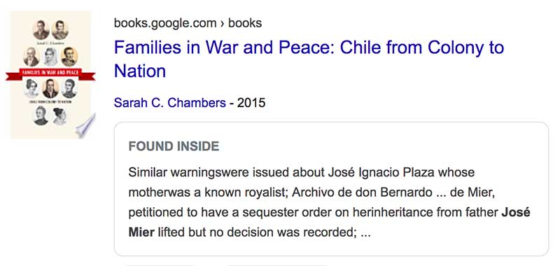Jose Mier Google Books Result