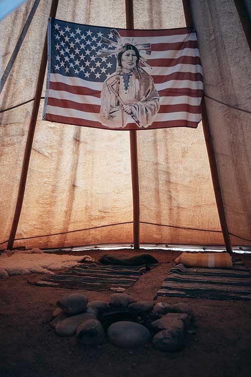 Cherokee indian image Jose Mier