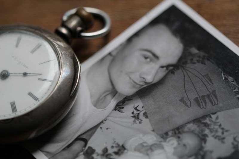 Jose Mier family history photo